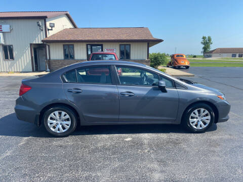 2012 Honda Civic for sale at Pro Source Auto Sales in Otterbein IN