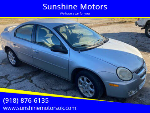 2008 Suzuki Reno for sale at Sunshine Motors in Bartlesville OK