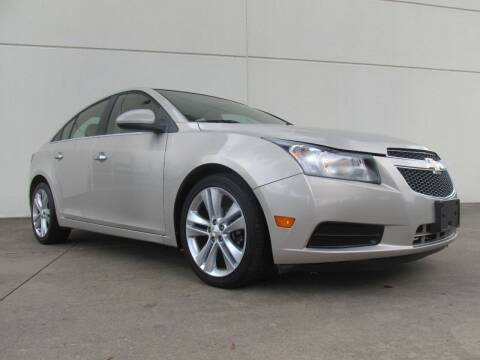 2011 Chevrolet Cruze for sale at QUALITY MOTORCARS in Richmond TX