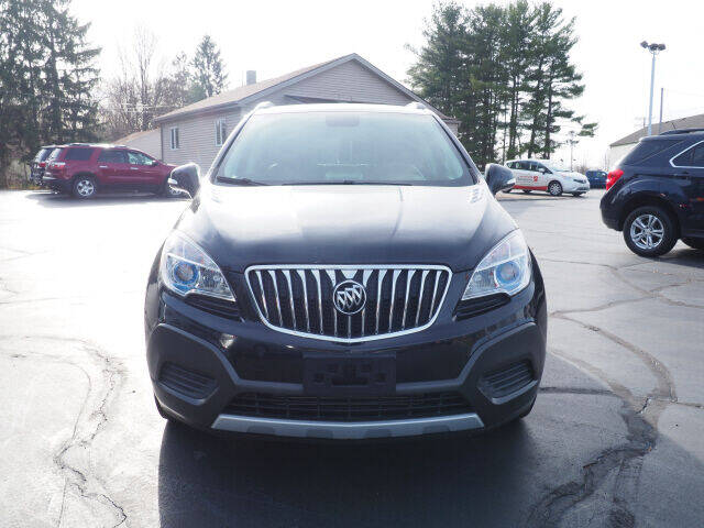 2015 Buick Encore AWD 4dr Crossover - Cortland OH