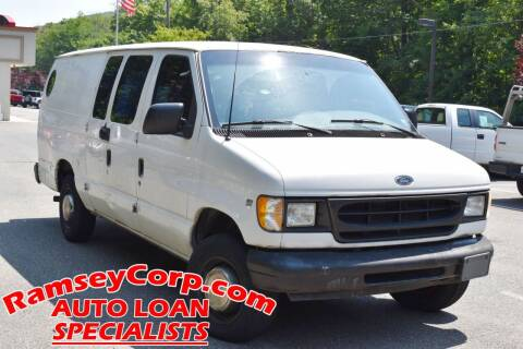 2001 Ford E-Series Cargo for sale at Ramsey Corp. in West Milford NJ