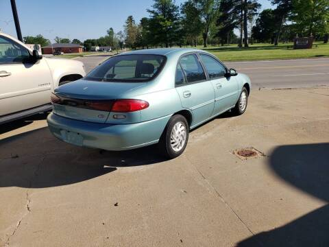 1997 Ford Escort for sale at MT PLEASANT MOTORS in Mount Pleasant IA
