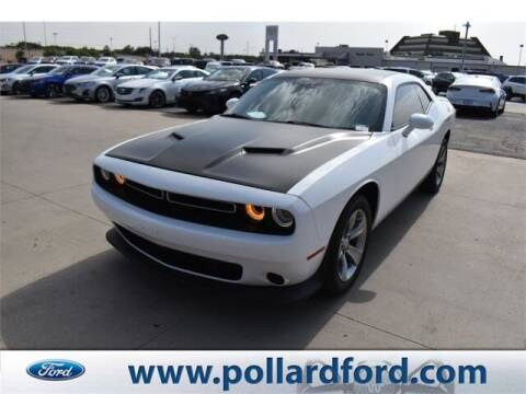 2018 Dodge Challenger for sale at South Plains Autoplex by RANDY BUCHANAN in Lubbock TX