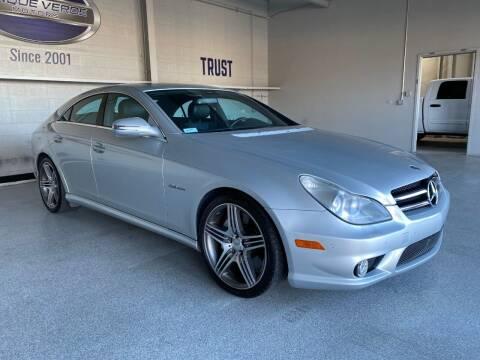 2009 Mercedes-Benz CLS for sale at TANQUE VERDE MOTORS in Tucson AZ