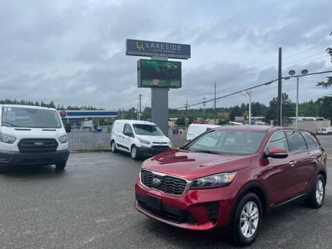 2020 Kia Sorento for sale at Lakeside Auto in Lynnwood WA