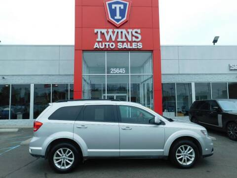 2013 Dodge Journey for sale at Twins Auto Sales Inc Redford 1 in Redford MI