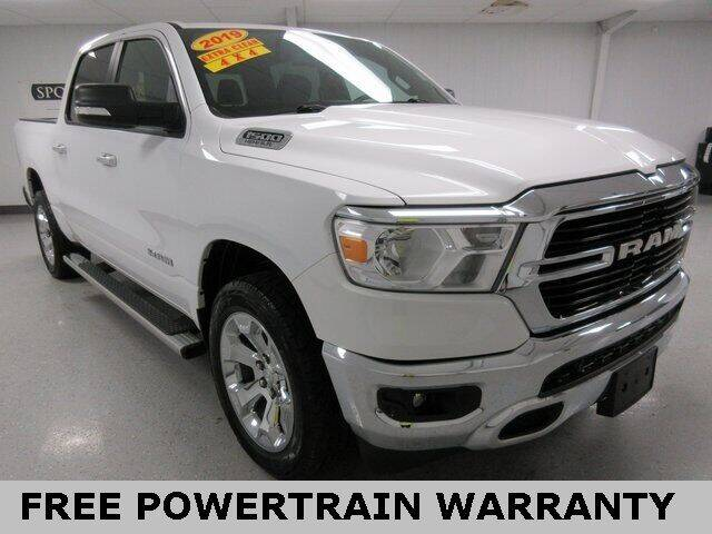 2019 RAM Ram Pickup 1500 for sale at Sports & Luxury Auto in Blue Springs MO
