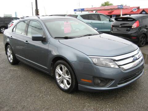 2012 Ford Fusion for sale at Stateline Auto Sales in Post Falls ID