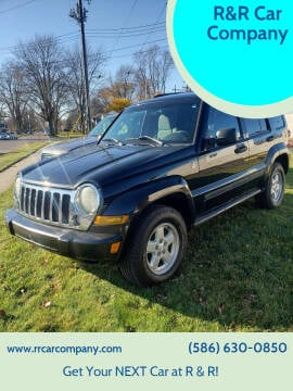 2007 Jeep Liberty for sale at R&R Car Company in Mount Clemens MI