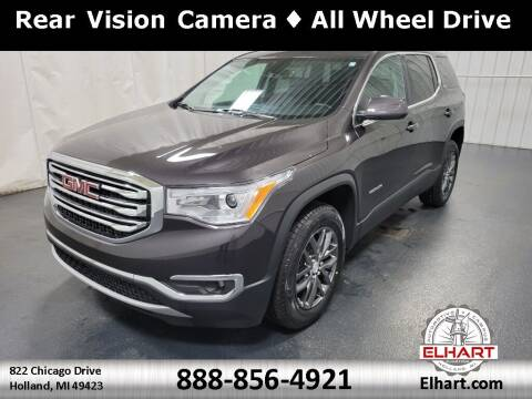 2018 GMC Acadia for sale at Elhart Automotive Campus in Holland MI