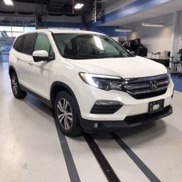 2017 Honda Pilot for sale at Simply Better Auto in Troy NY
