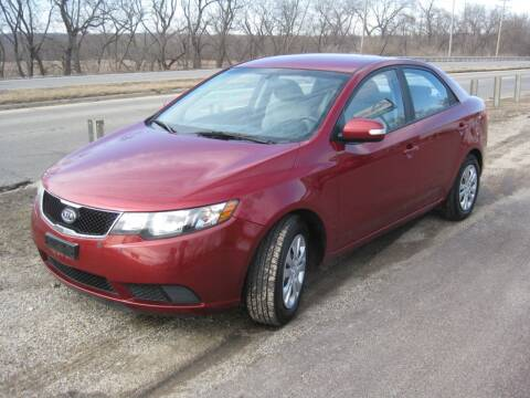 2010 Kia Forte for sale at Pre-Owned Imports in Pekin IL