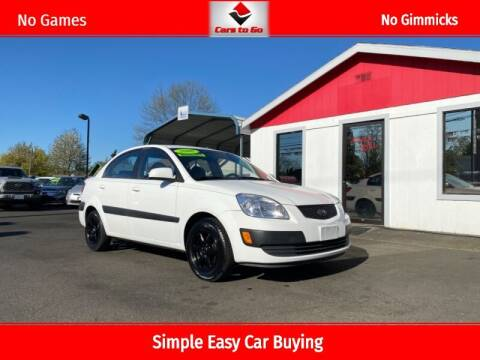 2008 Kia Rio for sale at Cars To Go in Portland OR