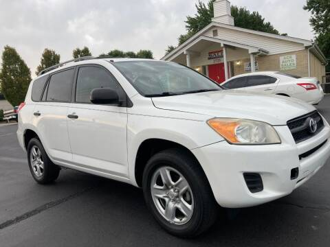 2010 Toyota RAV4 for sale at Ace Motors in Saint Charles MO