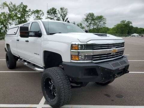 2018 Chevrolet Silverado 2500HD for sale at CON ALVARO ¡TODOS CALIFICAN!™ in Columbia TN