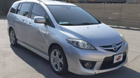2009 Mazda MAZDA5 for sale at Approved Autos in Bakersfield CA
