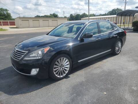 2015 Hyundai Equus for sale at Savannah Motor Co in Savannah TN