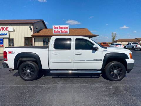 2010 GMC Sierra 1500 for sale at Pro Source Auto Sales in Otterbein IN