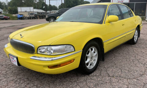 2002 Buick Park Avenue for sale at More 4 Less Auto in Sioux Falls SD