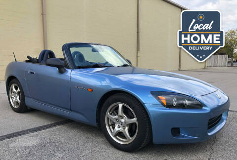 2003 Honda S2000 for sale at Premier Auto & Parts in Elyria OH