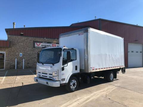 2015 Isuzu NPR for sale at Vogel Sales Inc in Commerce City CO