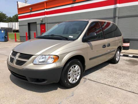 2007 Dodge Caravan for sale at Diana Rico LLC in Dalton GA