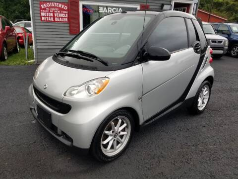 2008 Smart fortwo for sale at Arcia Services LLC in Chittenango NY