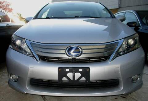 2010 Lexus HS 250h for sale at Pars Auto Sales Inc in Stone Mountain GA