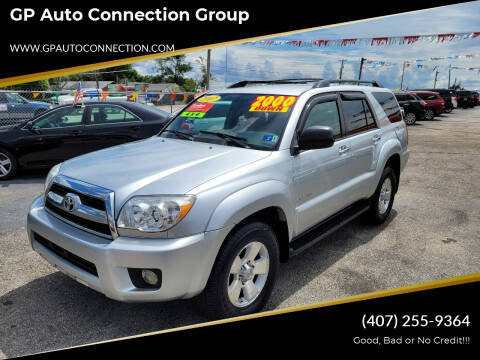 2007 Toyota 4Runner for sale at GP Auto Connection Group in Haines City FL