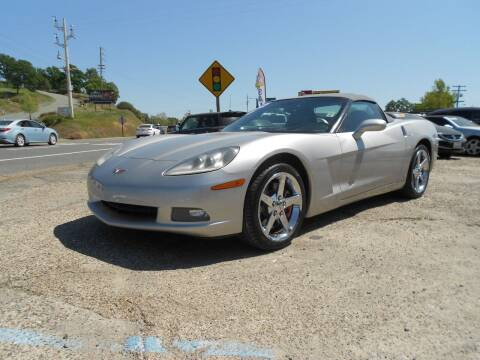 2006 Chevrolet Corvette for sale at Mountain Auto in Jackson CA