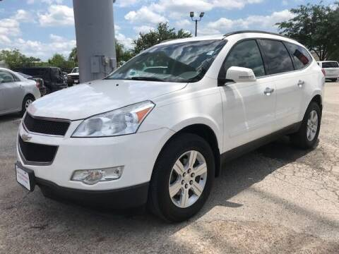 2010 Chevrolet Traverse for sale at Talisman Motor City in Houston TX