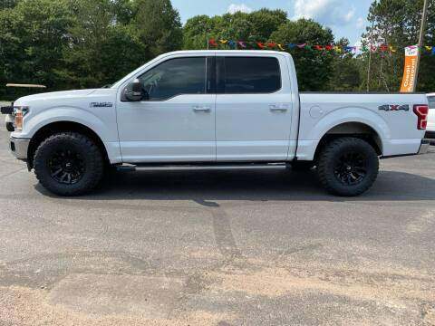 2019 Ford F-150 for sale at Affordable Auto Sales in Webster WI