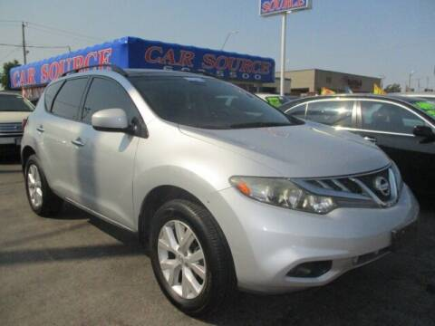2012 Nissan Murano for sale at Car One - CAR SOURCE OKC in Oklahoma City OK