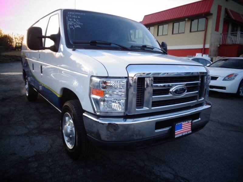 2011 Ford E-Series Cargo for sale at Quickway Exotic Auto in Bloomingburg NY