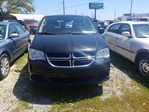 2015 Dodge Grand Caravan for sale at Webb's Automotive Inc 11 in Morehead City NC