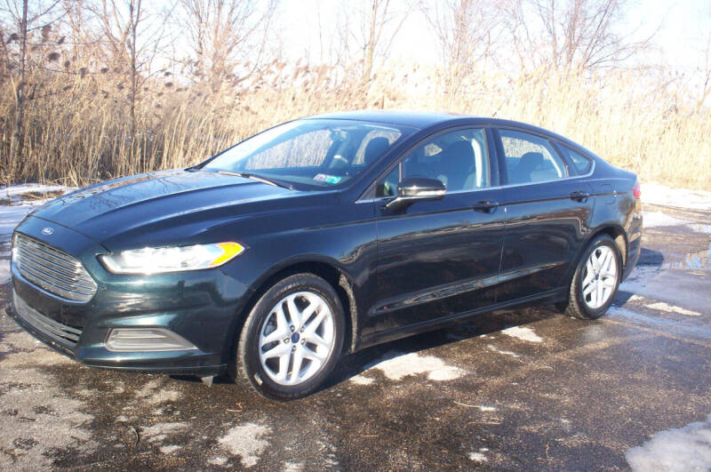 2014 Ford Fusion for sale at Action Auto Wholesale - 30521 Euclid Ave. in Willowick OH