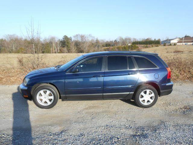 2004 Chrysler Pacifica for sale at granite motor co inc in Hudson NC