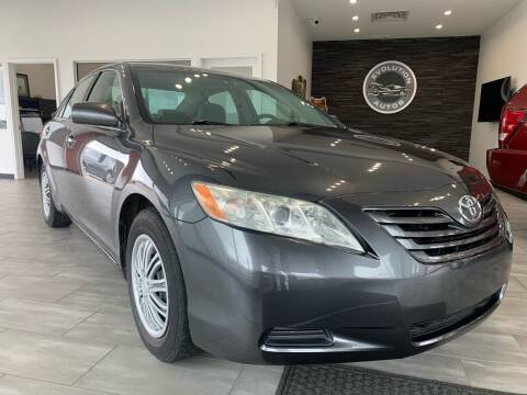 2009 Toyota Camry for sale at Evolution Autos in Whiteland IN
