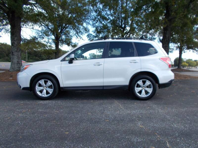 2015 Subaru Forester for sale at A & P Automotive in Montgomery AL