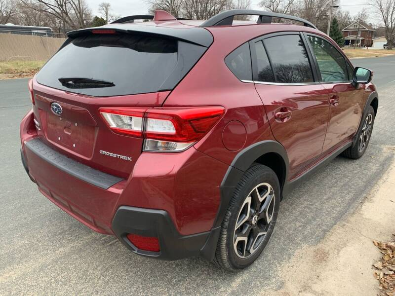 2018 Subaru Crosstrek AWD 2.0i Limited 4dr Crossover - Farmington MN
