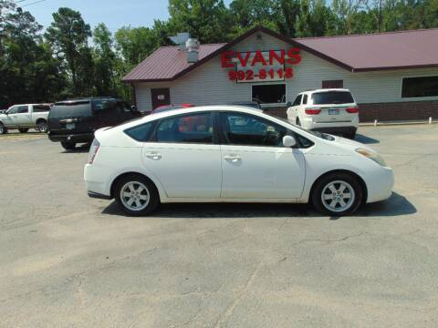 2005 Toyota Prius for sale at Evans Motors Inc in Little Rock AR