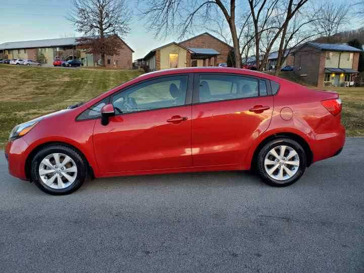 2013 Kia Rio for sale at Knoxville Wholesale in Knoxville TN