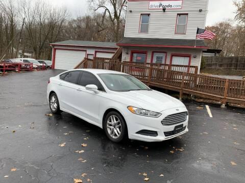 2016 Ford Fusion for sale at DrivePanda.com Joliet in Joliet IL