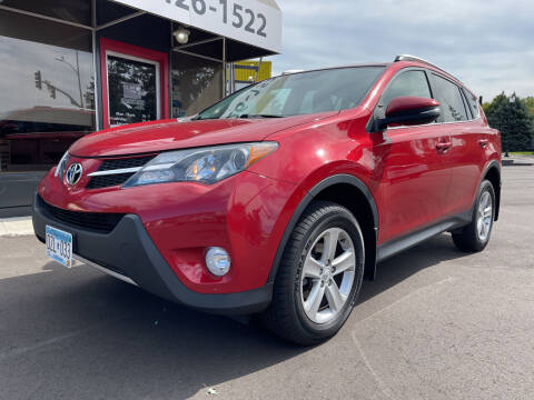 2013 Toyota RAV4 for sale at Mainstreet Motor Company in Hopkins MN