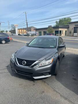 2017 Nissan Altima for sale at Butler Auto in Easton PA