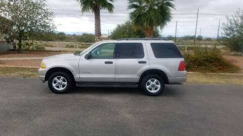 2004 Ford Explorer for sale at Ryan Richardson Motor Company in Alamogordo NM
