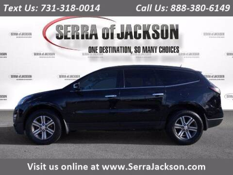 2017 Chevrolet Traverse for sale at Serra Of Jackson in Jackson TN