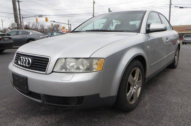 2002 Audi A4 for sale at Eddie Auto Brokers in Willowick OH