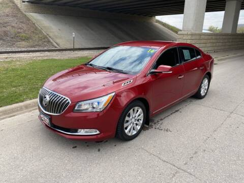 2014 Buick LaCrosse for sale at Apple Auto in La Crescent MN