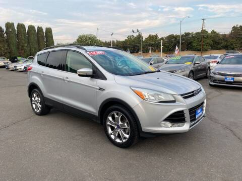 2013 Ford Escape for sale at Blue Diamond Auto Sales in Ceres CA